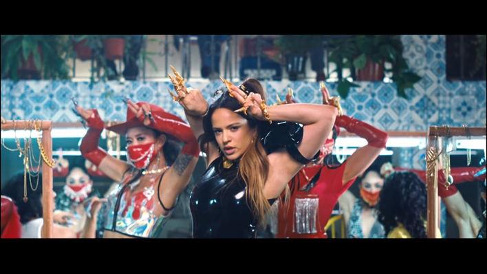 Rosalía estrena Aute Cuture, el hit de aniversario de su éxito