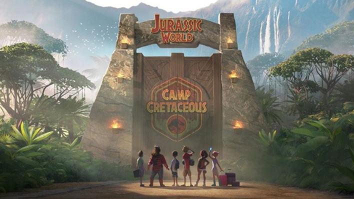 La serie de animación de Jurassic World llegará a Netflix en 2020