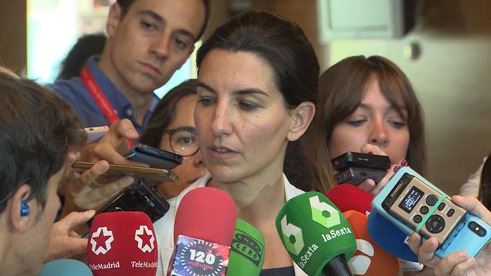 Vox corta 'toda relación' con el PP en la Comunidad de Madrid
