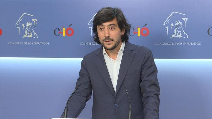 Toni Roldán abandona Ciudadanos porque considera que el partido 'ha cambiado'