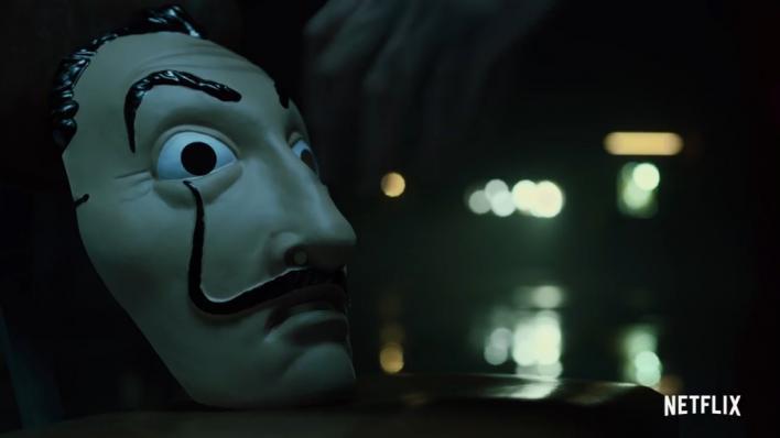 'La Casa de Papel' tendrá cuarta temporada