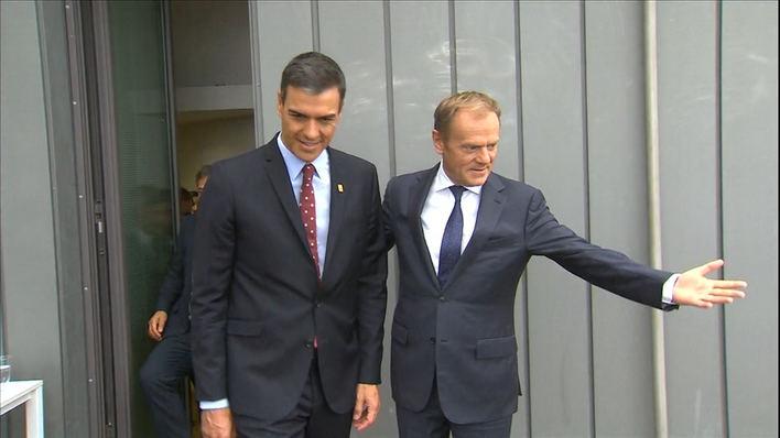 Los líderes europeos siguen divididos por el reparto de altos cargos