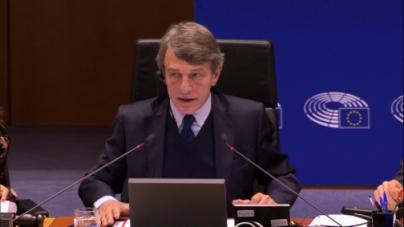 La Eurocámara vota este miércoles a su próximo presidente