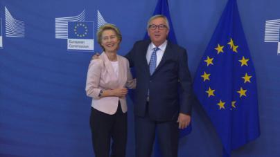 La Eurocámara vota este martes si acepta a Von der Leyen como presidenta de la Comisión Europea