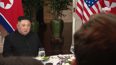 Kim Jong Un supervisa