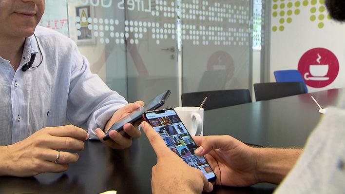 Los jóvenes menores de 30 años son los más vulnerables en las redes sociales
