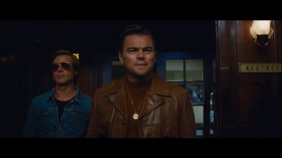 DiCaprio achicharra a un grupo de nazis en el tráiler final de 'Érase una vez en... Hollywood'