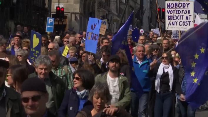 Los diputados británicos se pronunciarán este lunes sobre los planes de Johnson