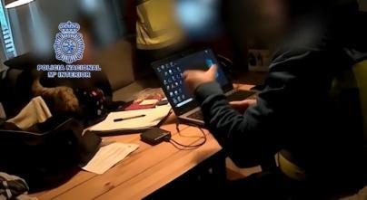 Golpe a la pedofilia: siete detenidos, entre ellos un menor en Alicante y un estudiante en Sevilla