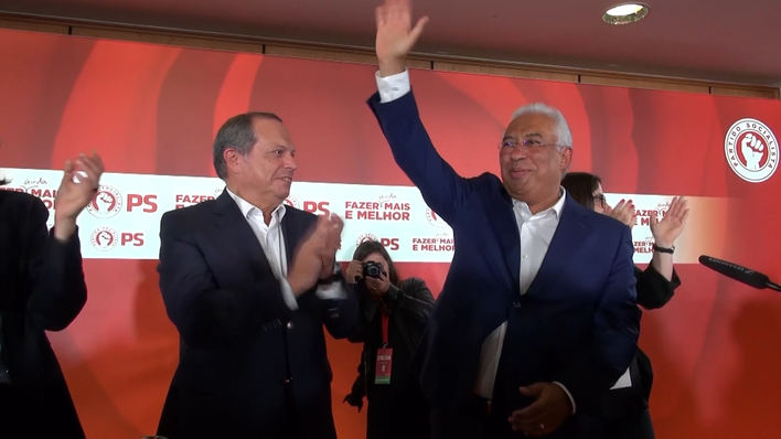 Los socialistas de Portugal mantendrán el pacto de izquierdas