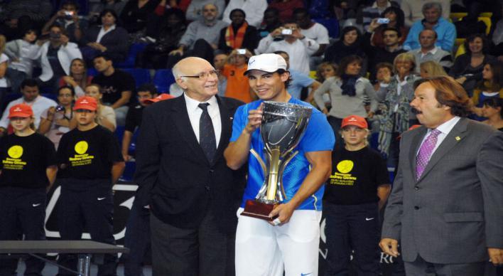 Fallece Andrés Gimeno, campeón de Roland Garros 1972, a los 82 años
