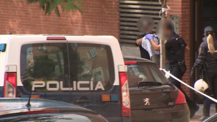Detenido tras secuestrar a su ex en Madrid