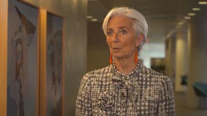 Lagarde releva a Draghi en la presidencia del BCE