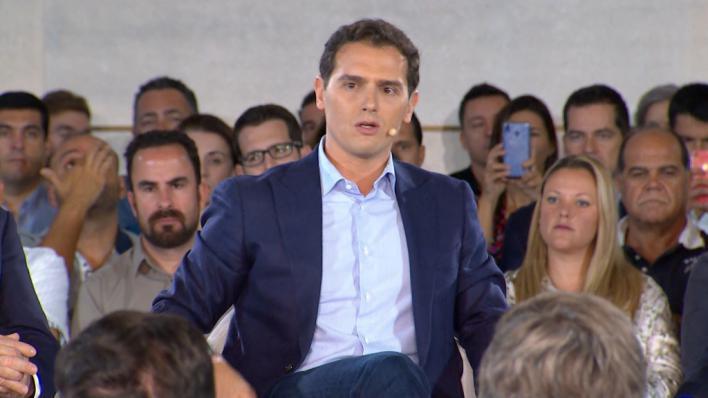 Rivera afirma que Cs es quien puede abrir 'el cajón de las reformas'