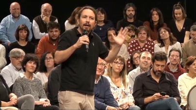 Iglesias pide a Sánchez que diga si ve un acuerdo con el PP