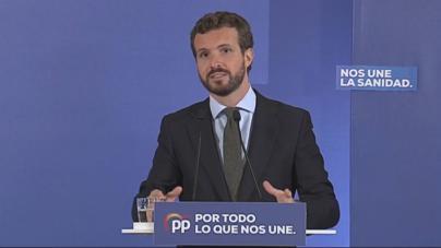 Casado ve que Sánchez volverá a pactar con los independentistas