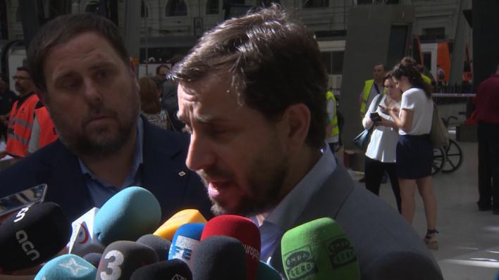 La justicia belga deja en libertad sin fianza a Puig y a Comín