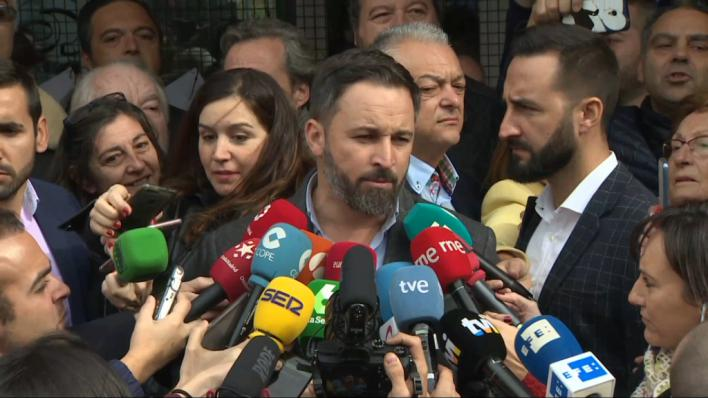Abascal pide