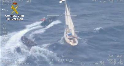 Segunda fase de la operación que intervino el mayor alijo de cocaína en Baleares: 600 kilos