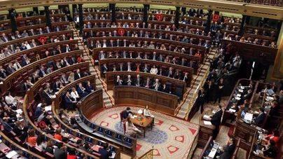 """Los diputados de Balears relegados al """"gallinero"""" del Congreso"""