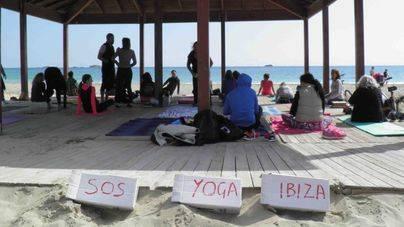 Yoga para ayudar a los refugiados
