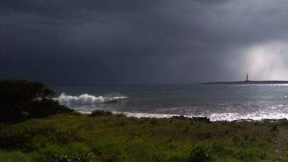 El invierno desembarca en Menorca con mes y medio de retraso