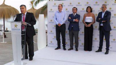 La cadena mallorquina Iberostar inaugura su primer hotel en Eivissa