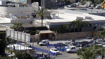 Policía y Aduanas inspeccionan las discotecas Space y Privilege