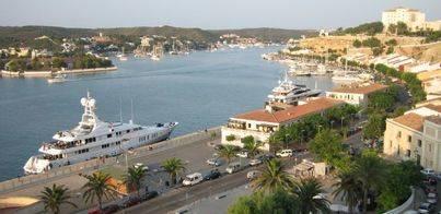 Maó se promociona como puerto para cruceros de alto standind en EEUU