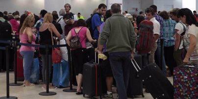 El Aeropuerto cierra febrero con un aumento de pasajeros del 23,9%