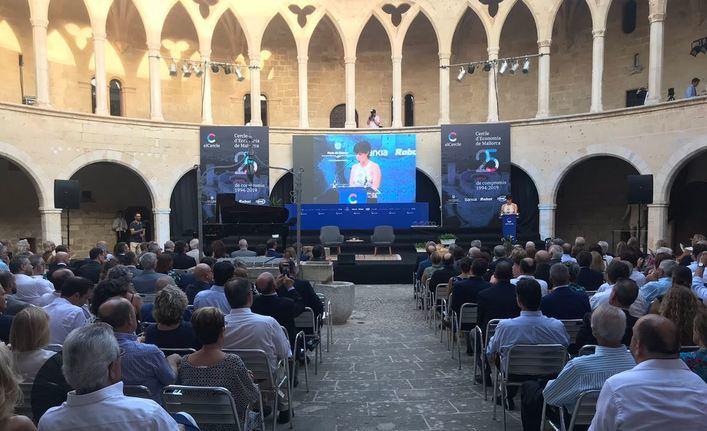El Círculo de Economía de Mallorca celebra su 25 aniversario