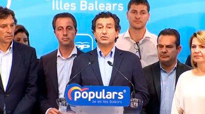 Company: 'El PP está bien vivo, con proyección de crecer y gobernar'