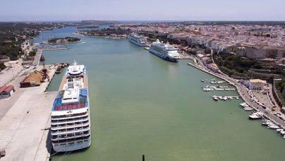 Maó trabaja en la creación de una ruta de puertos singulares