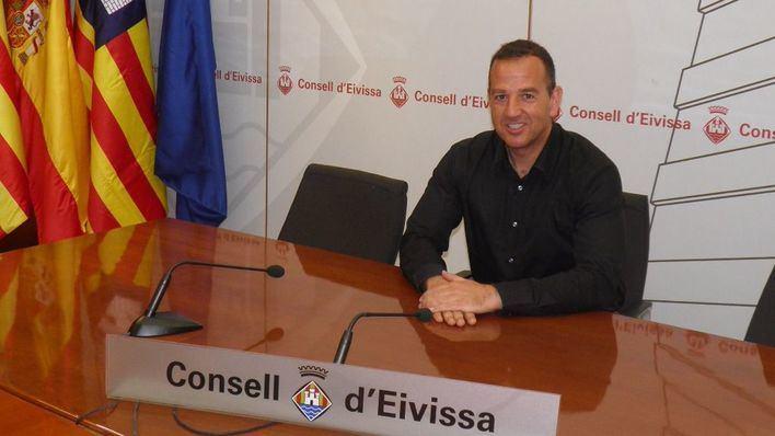 Victor Almonacid tomó posesión del cargo de secretario general del Consell el día 20 de marzo
