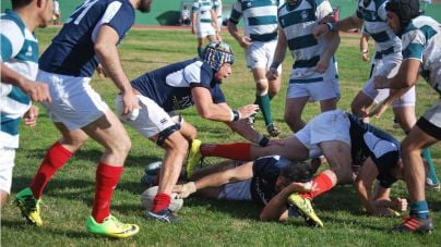 El Menorca Rugby, sin opción ante el Ponent