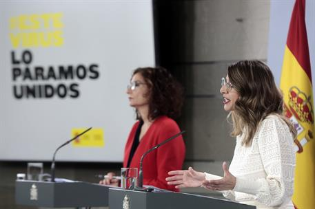 430 euros para los trabajadores que se queden sin empleo durante el estado de alarma