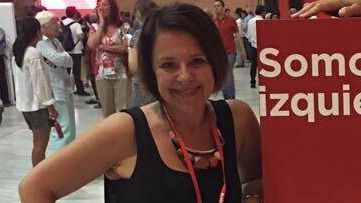 Sofía Hernanz no regresa a su antiguo cargo en el Grupo Socialista