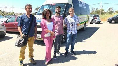 Un autobús unirá el centro de Vila con los aparcamientos de Es Gorg y Gesa