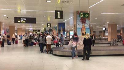 162.014 pasajeros pasarán por el Aeropuerto de Ibiza este fin de semana