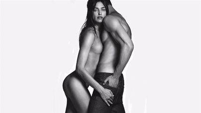 Irina Shayk posa desnuda para Givenchy