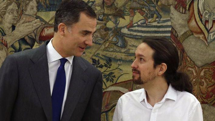 Iglesias apoyará a Sánchez a cambio de ser él el vicepresidente