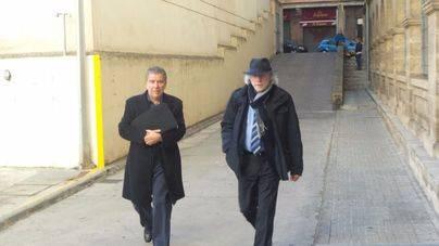 El dueño de Over Marketing ratifica ante el juez que Rodríguez le pagó en negro