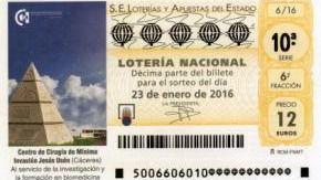 Magaluf pellizca el primer premio de la Lotería Nacional
