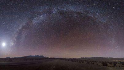 La alineación de 5 planetas ya puede contemplarse a simple vista
