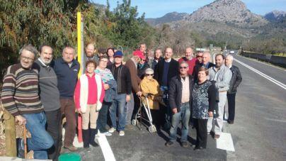 Los vecinos de Son Maixella consiguen su reivindicada parada de bus