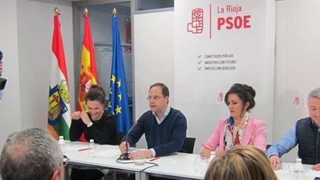 Luena(PSOE) a Rajoy: 'El limbo no existe'