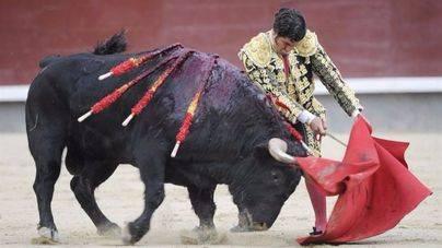 Denunciado un activista por intentar agredir a un torero en Palma
