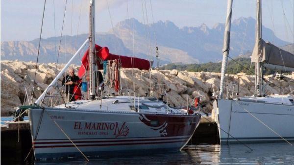 Félix Comas acaba entre los 10 mejores de la regata 300 millas A3