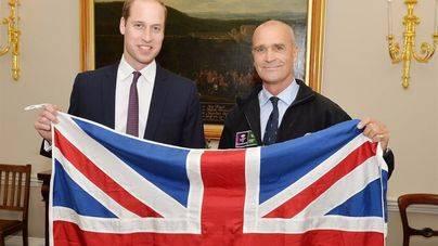 Muere un explorador británico al intentar cruzar la Antártida