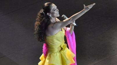 Isabel Pantoja prepara su vuelta a los escenarios